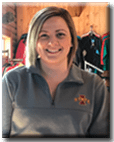 River Valley Golf Course Staff Andrea Wahlert