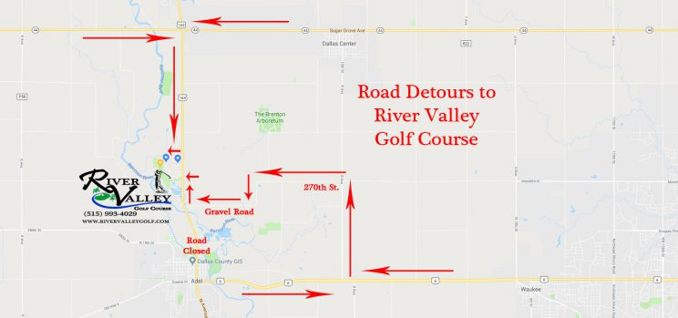 River Valley Golf Course on